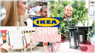 IKEA SHOP WITH ME 2018 | WHAT'S NEW AT IKEA MAY 2018 | Alex Gladwin