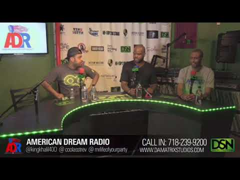 Norm Richardson/AMERICAN DREAM RADIO/NBA/NBDL/Coach Richardson