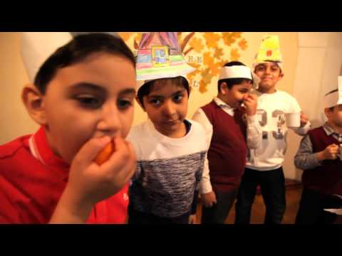 Primary II. Thanksgiving Mannequin Challenge at International School of Tomorrow, Moscow