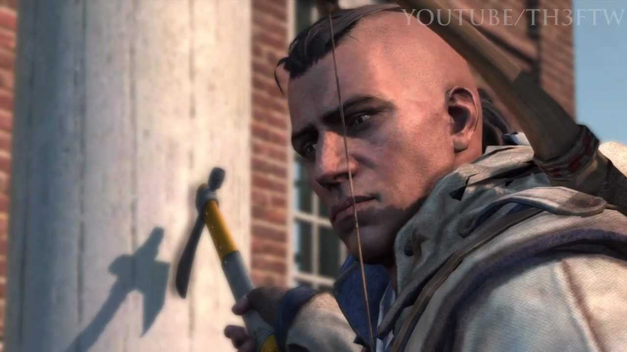 Assassins Creed 3 Epilogue Sequence Youtube