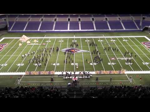 Ysleta Bel Air High School Band 2015 - UIL 5A Texas State Marching Contest