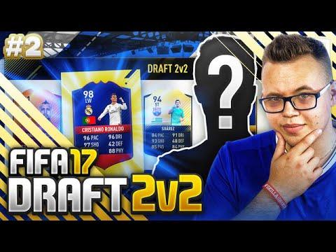 FIFA 17 | DRAFT 2v2 #2 - ROBERT LEWANDOWSKI SKI SKI! /N3jxiom