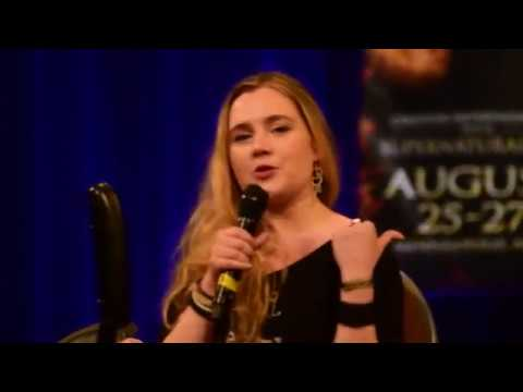 Minncon 2017  Rachel Miner Part 1