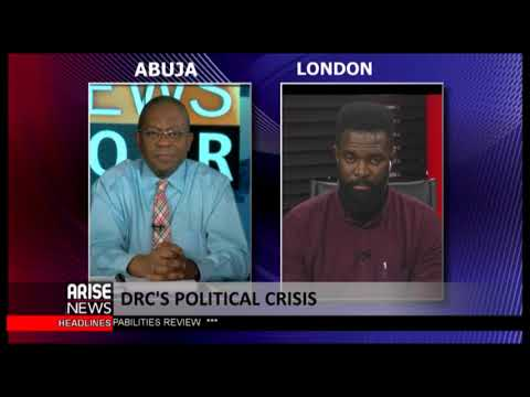 Arise TV: Vava Tampa on Pope Francis's Congo comment