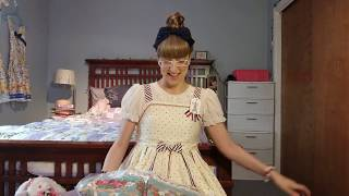 Innocent World Annette JSK Lolita Unboxing