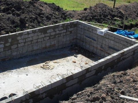 Tecnobahia 39 perfiles el sticos sika waterstop 39 doovi for Construccion de piscinas