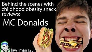 McDonalds - BTS with childhood obesity