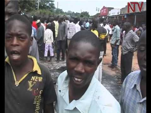 Budadiri residents clash with police over suspension of popular local doctor
