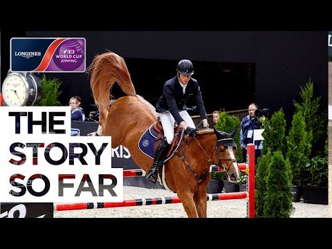 The thrills of the Jumping final in Paris so far | Longines FEI World Cup™ Jumping