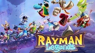 Rayman Legends - Fiesta De Los Muertos : Guacamole à L'étalage (envahi)