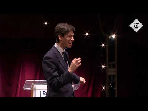 Rory Stewart's  Tory Leadership campaign speech