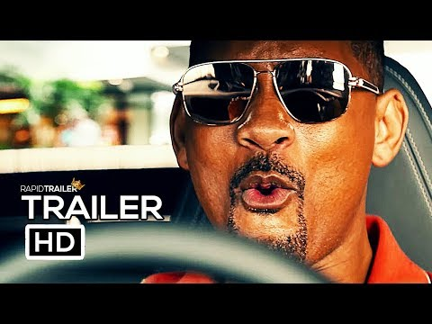 DJ MK - WATCH BAD BOYS 3 OFFICIAL TRAILER!