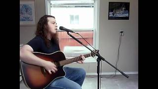 Jimi Hendrix  - Angel Acoustic (Cover by Matthew Benedict)