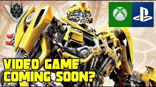 Possible PS4/XBOX One Transformers: The Last Knight Video Game COMING?