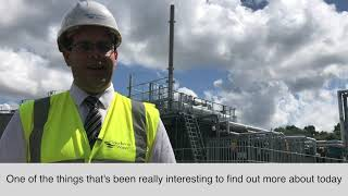 Mid Sussex District Council Leader, Cllr Jonathan Ash-Edwards recently visited the waste water tr...