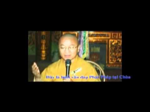 Vấn đáp: Tác hại đốt vàng mã và hộ niệm đúng pháp (10 &11/12/2011)