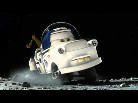 02.11.2010. Cars Toons - Mater's Tall Tales - Moon Mater