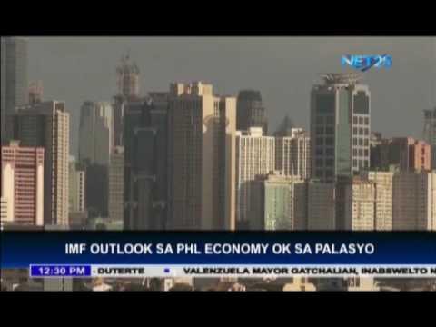 IMF outlook sa Philippine economy aprubado ng Palasyo