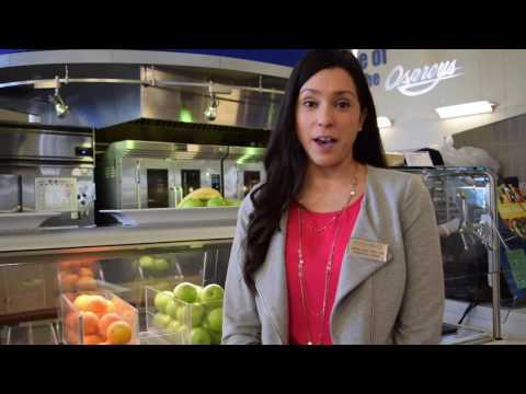 Meet the Registered Dietitian for UNF!