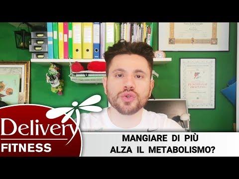 #34 - MANGIARE DI PIÙ ALZA IL METABOLISMO? - DELIVERY TRAINING