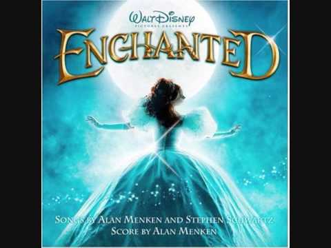 Enchanted Soundtrack - Ever Ever After [HQ]
