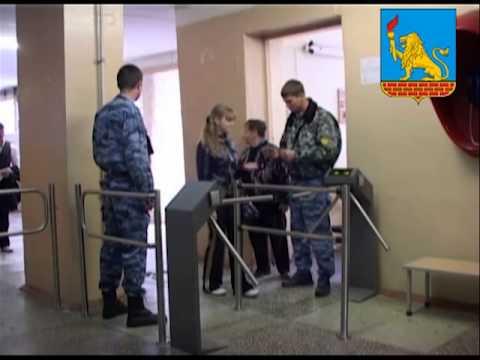 БГТУ им. В.Г.Шухова: Фильм о безопасности сотрудников и студентов