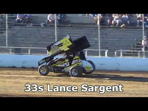 Grays Harbor Raceway, July 22, 2017, 360 Sprint Cars Qualifying