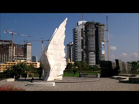 The Victory Monument in Netanya