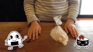 【動画の内容】 レシピの分量をぜんぶ「5」ではかれるクッキーだよ! ☆...