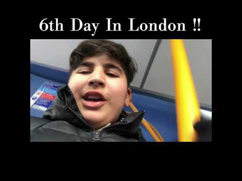 6th Day In London !! Spending All Our Time In Shopping and Having Alots Of Fun !!