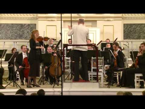 Matthew Taylor Violin Concerto (World Premiere)