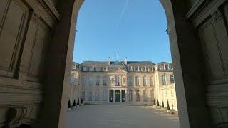 فرنسا.. خبايا قصر الإليزيه