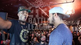 413 Battle League - Daylyt vs Uno Lavoz hosted by Lush One