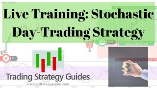 Live Training: Stochastic Day-Trading Strategy + Boston Beer, S&P 500, PLNT, & Tesla