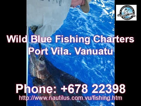 Vanuatu Fishing Trips PH:+678 22398