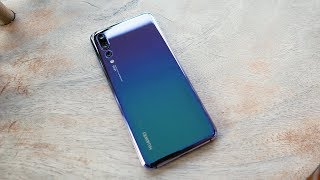 Huawei P20 Pro Review: The best smartphone?