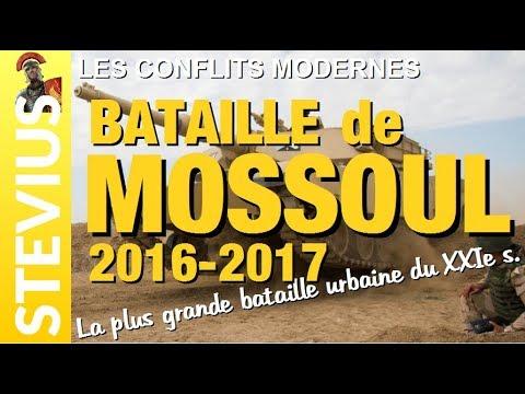 Batailles de l'Histoire - Mossoul (2016-2017) 15