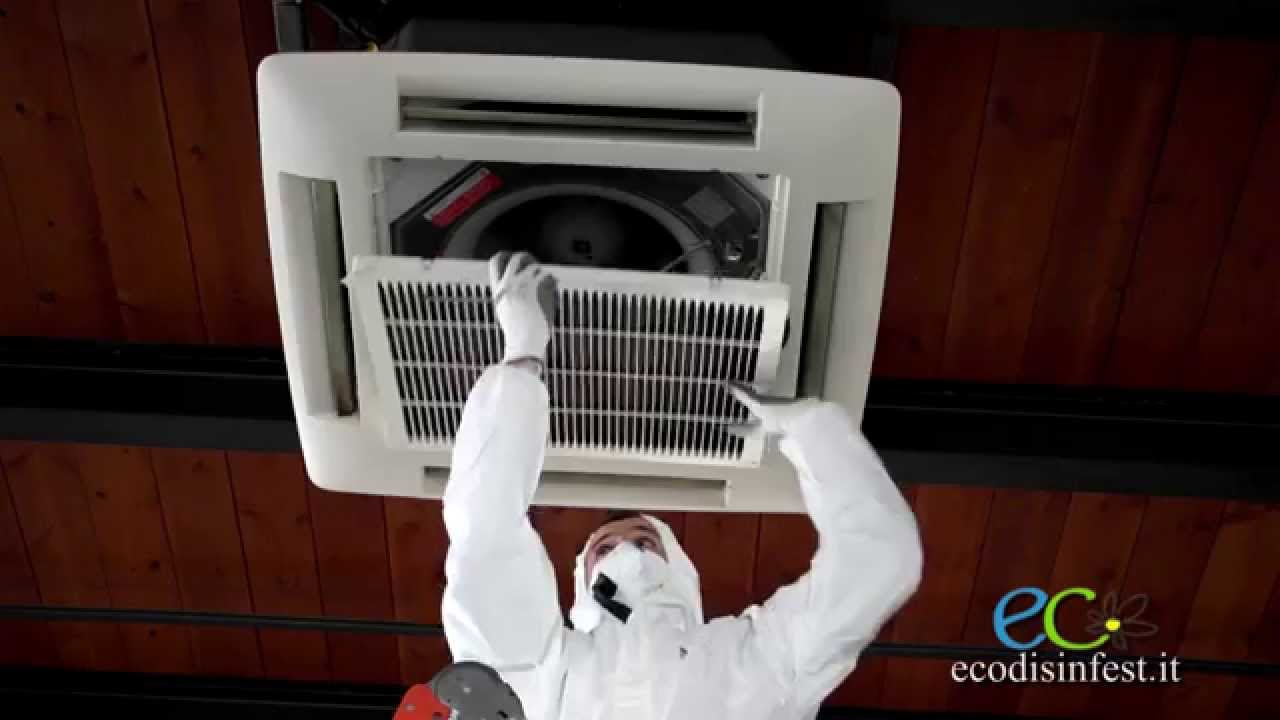 Professional Air Conditioner Cleaning Youtube