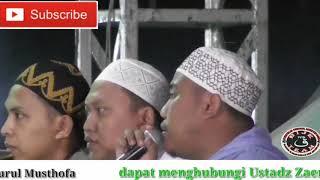 (Ustadz Jamal) Milad Majelis Nurul Musthofa - Qosidah Ya Robbibil Musthofa di Monas