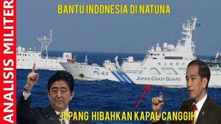 Natuna di Ganggu China, Jepang Bantu Hibahkan Kapal Canggih ke Indonesia