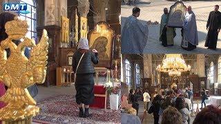 """Чудотворната икона на  """"Св. Богородица"""" в Бургас"""