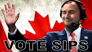 Repeat youtube video ♪ Sips Sings: Vote Sips (feat. David Cameron, Nick Clegg, & Gordon Brown)