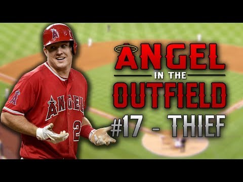 ANGEL IN THE OUTFIELD #17 - THIEF | MLB The Show 17 Diamond Dynasty