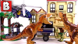 Best and Worst! LEGO Jurassic World Wave Reviewed