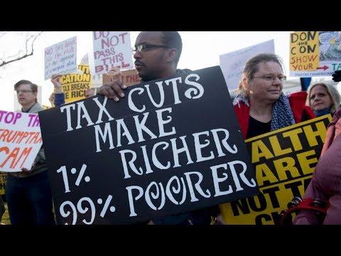 GOP Tax Bill: The Great American Heist