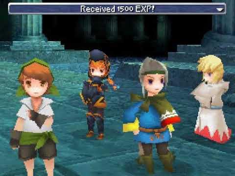 Final Fantasy 3 DS Play Through Part 42