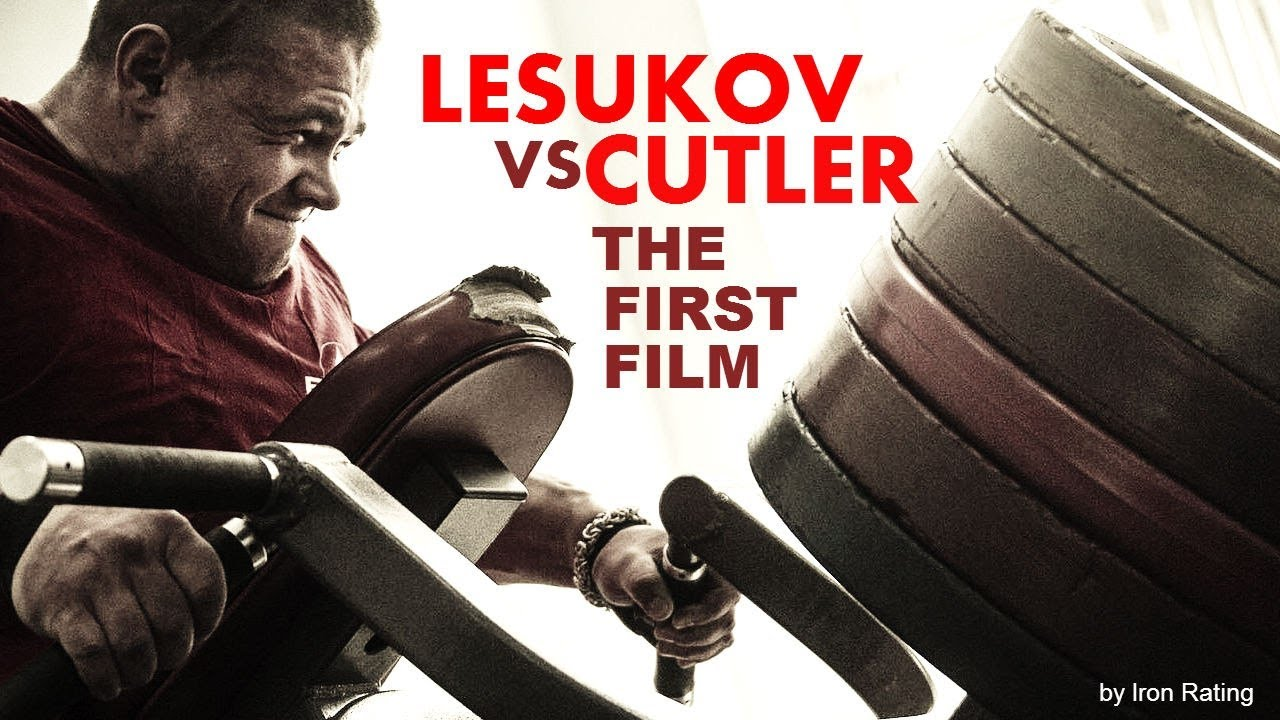 Lesukov vs Cutler: I am waiting for you at Mr.Olympia