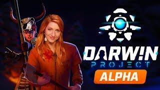 Darwin Project • Das neue Battle Royale! [Alpha]