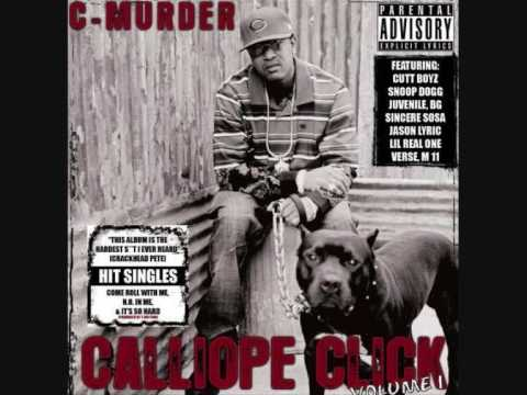 C-Murder feat. Holidae & J. Lyric - Real Click