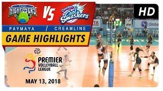Pvl rc season 2 - wd: high flyers vs. cool smashers   game highlights   may 13, 2018